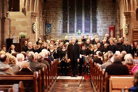 Musical treat: The Orchestra of St John's Church will be performing at a music festival being held this July. Ref:s