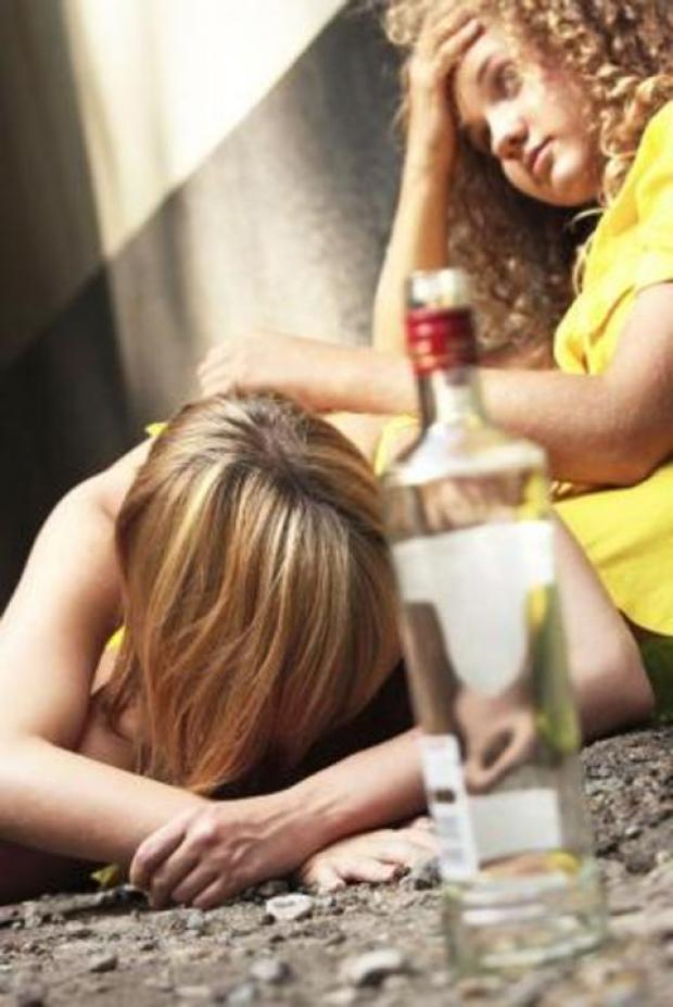 Worry: 1,500 11 to 15-year-olds across Worcestershire drink dangerous amounts of alcohol