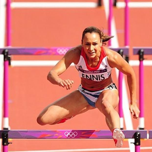 Jessica Ennis wants to test herself out against the best hurdlers in the world