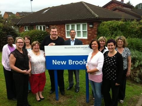 Sponsored walk: Members of the Bromsgrove Community Health Team will be doing a charity walk across the Malvern Hill this Saturday. Ref:s