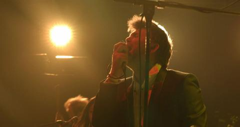 LCD Soundsystem's farewell film