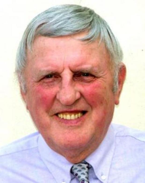 Bromsgrove Advertiser: Bill Longmore