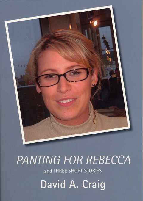 New novel: Bromsgrove resident David Craig is releasing his third novel, Panting for Rebecca, which is raising money for the Hill Wheeler charity. Ref:s