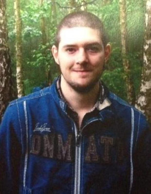 Missing man: Ben Butler, 27, went missing in Bromsgrove on Sunday, December 30. Ref:s
