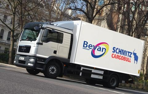 Joining forces: Bevan Group and Schmitz Cargobull.