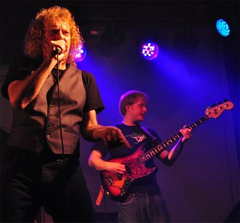 Tribute: Fred Zeppelin will be performing at a Catshill venue this Friday. Ref:s