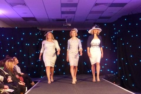 Wedding fashion by Sassy Boutique, Worcester.