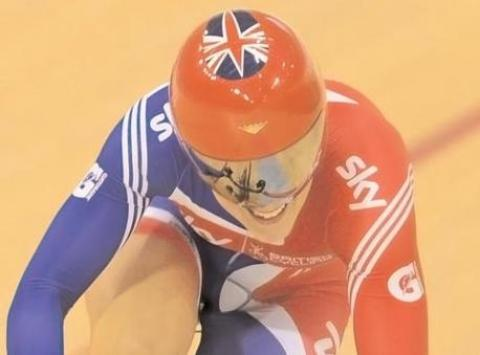 Ambassador: British Cycling have named Bromsgrove Olympic cyclist Jess Varnish as an ambassador for its new campaign. Ref:s