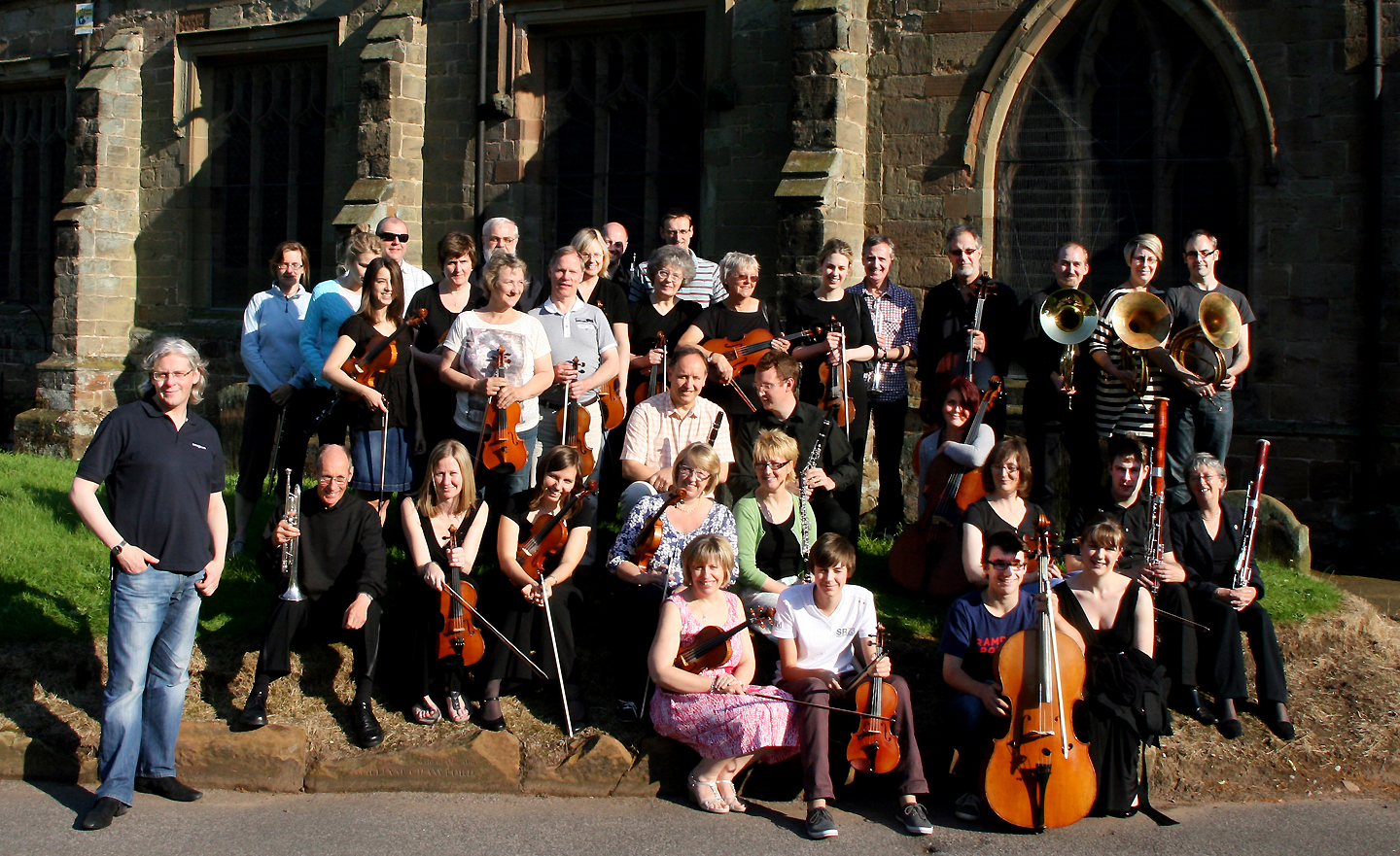 POPULAR CONCERT: The Orchestra of St John's Church is holding its latest concert this Saturday. SP