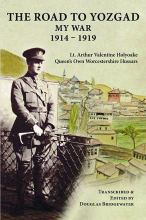 The book that tels the story of a Droitwich man's war experiences