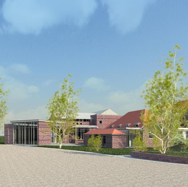 NEW LIBRARY: Artists' impressions of the new Bromsgrove Library have been produced. Ref:s
