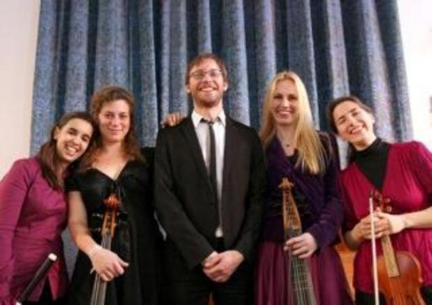ENSEMBLE ENTERTAINERS: Ensemble Amaranthos will be appearing at Bromsgrove Concerts latest event this November. Ref:s