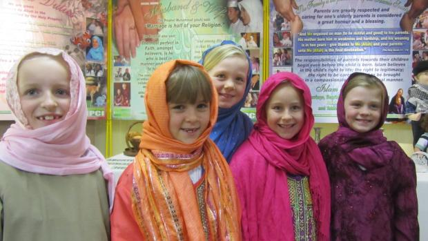 FAITH WEEK: Pupils at Millfields First School have been learning around religions around the world. Ref:s