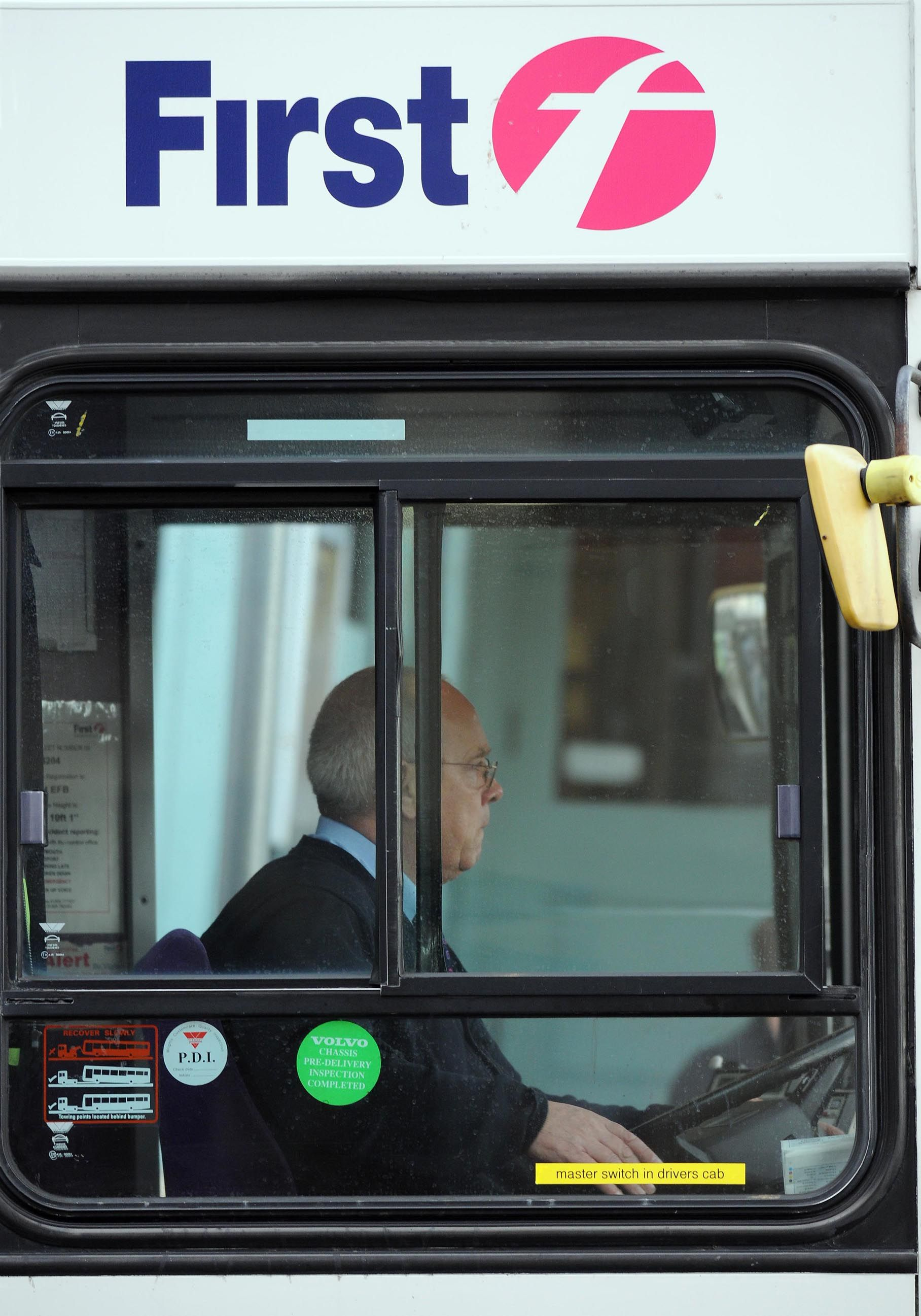 Bus Users UK: not happy at council cuts in Worcestershire