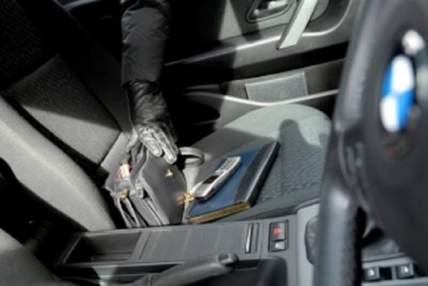Bromsgrove Advertiser: WARNING: Police have reminded people not to leave valuables on display in their vehicles. SP