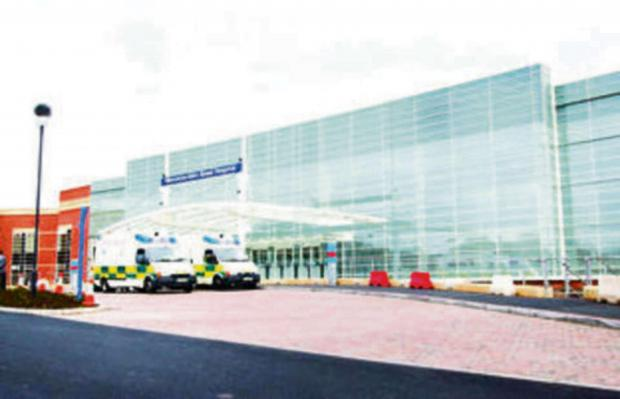 Bromsgrove Advertiser: Worcestershire Royal Hospital