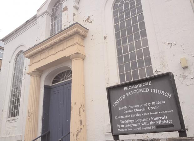 RENOVATION: A Bromsgrove firm has bought United Reformed Church for an investment and renovation project.