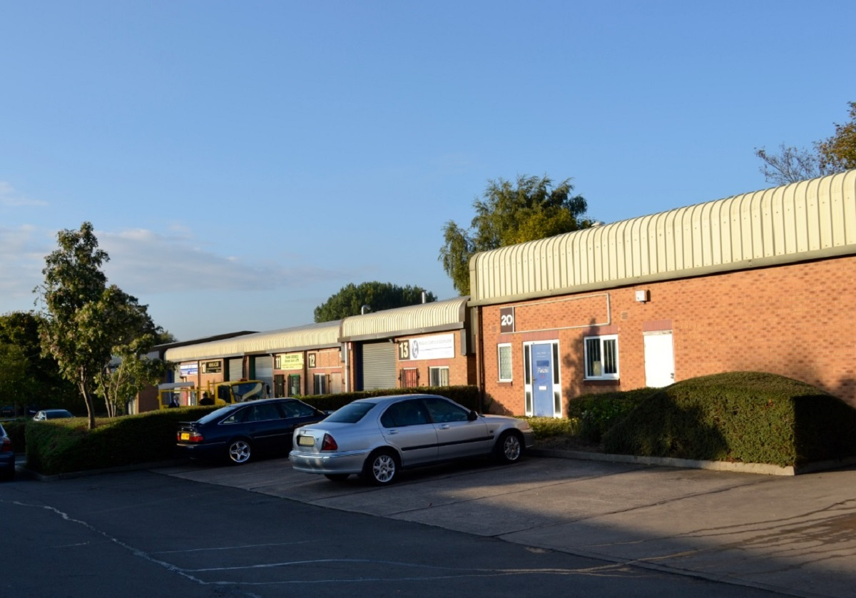 UNITS: Sanders Road Industrial Estate units have become available. SP
