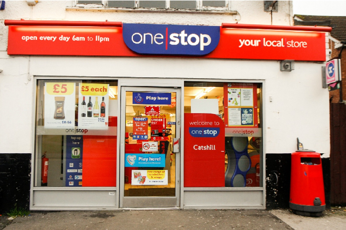 ON THE MOVE?:  It is proposed to move Catshill Post Office to the One Stop store in the village.   Buy this photo BCR061403