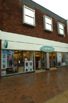 CLOSING DOWN: Mothercare has announced its Bromsgrove store will be closing in March.  Buy this photo BMM071404a
