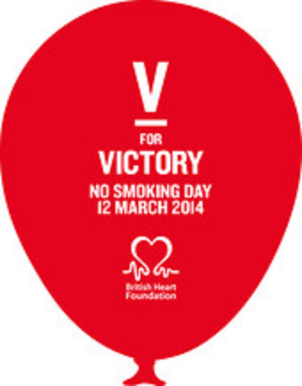 V For Victory is theme of this year's No Smoki