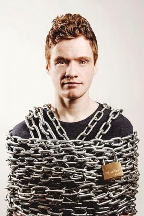 HIT SHOW: Stand-up comedian Andrew Lawrence will be bringing his hit show to The Artrix. SP