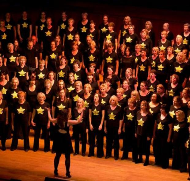Rock choir helps reduce snoring
