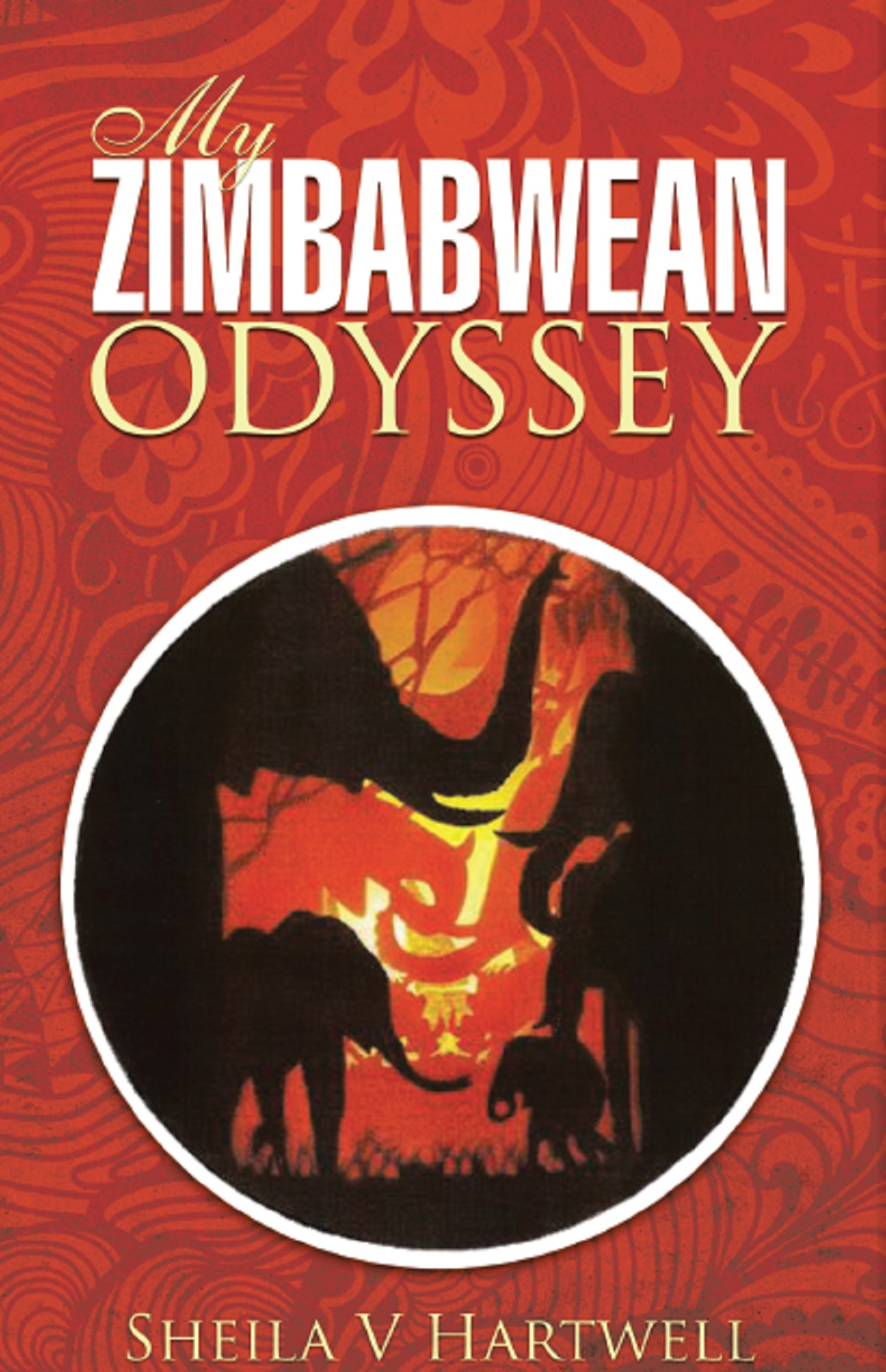 AUTHOR: Norton resident Sheila Hartwell's new book, My Zimbabwean Odyssey, has been publishe