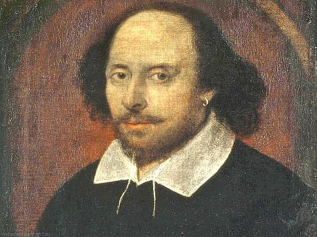 Bromsgrove Advertiser: Born 450 years ago, William Shakespeare has been voted England's ultimate claim to fame