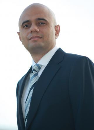 CULTURE SECRETARY: Bromsgrove MP Sajid Javid has been appointed the new Culture Secretary the Prime Minister has announced. SP
