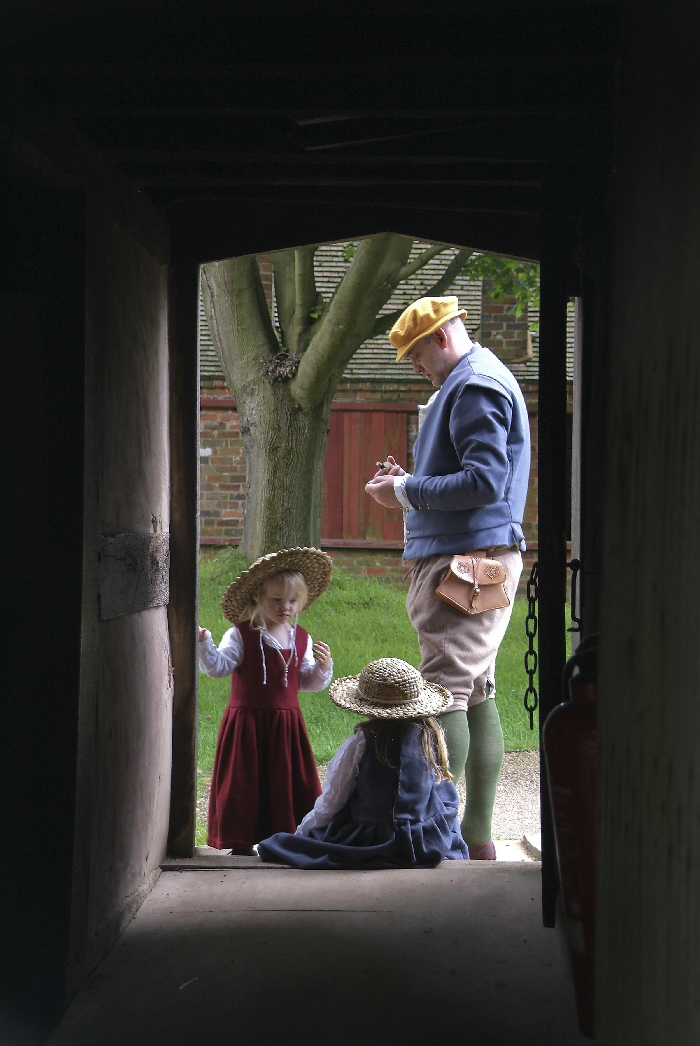 EASTER FUN: Avoncroft Museum has