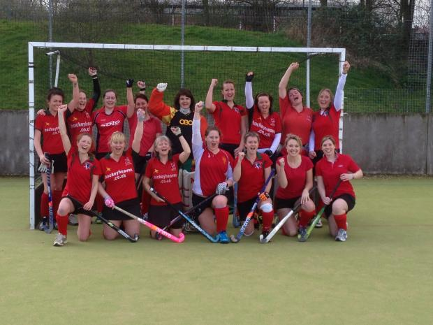 Bromsgrove Ladies thirds have been nominated for a national award.