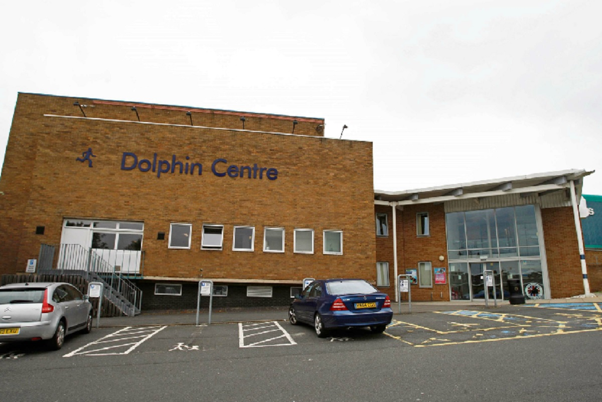 DOLPHIN CENTRE: A new report outlining plans for a brand new Dolphin Centre in Bromsgrove, has been produced.  Buy this photo BCR231401_01 at bromsgroveadvertiser.co.uk/pictures or call 01527 889027.