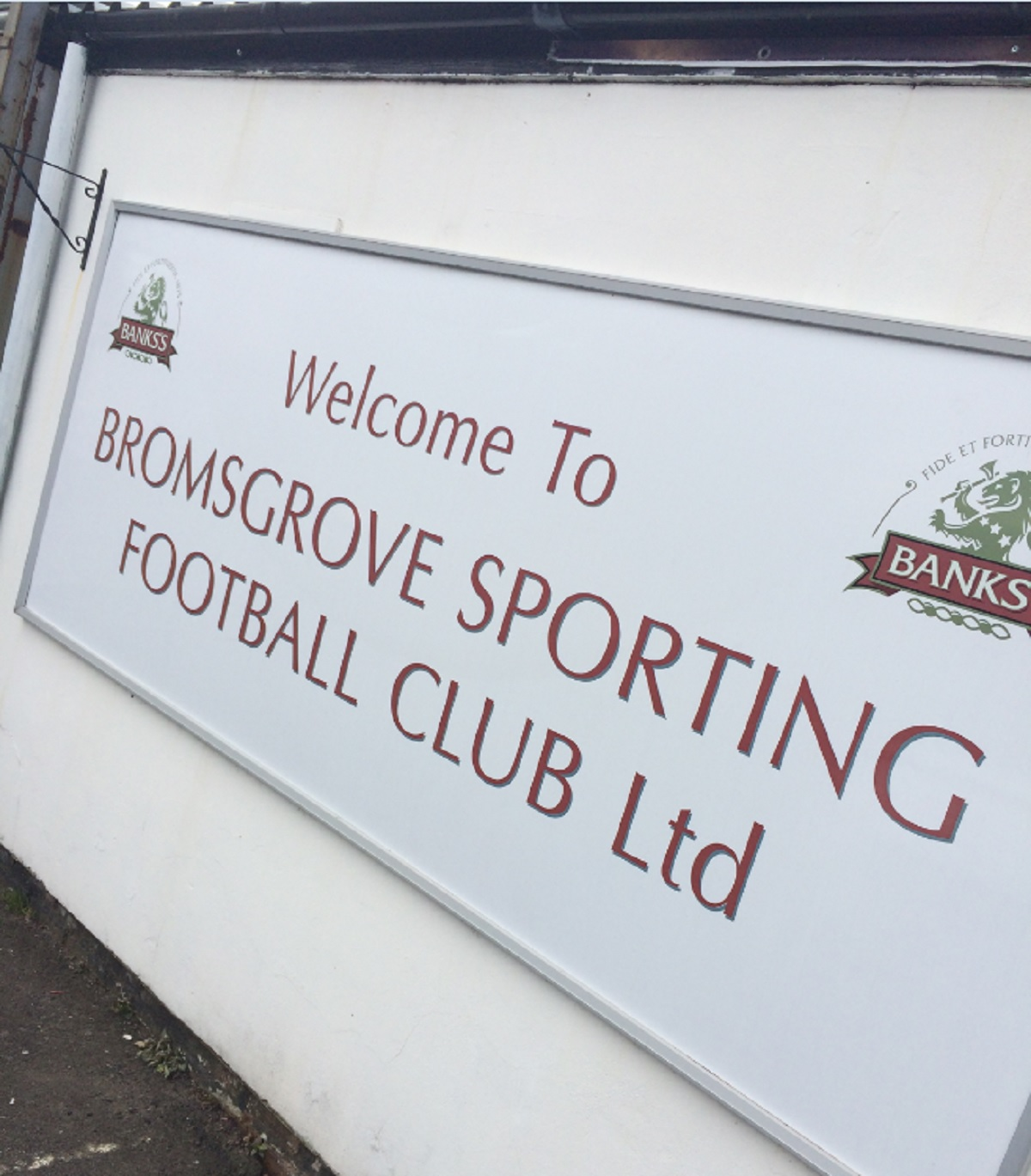 PROTECTED: Bromsgrove's Victoria Ground,