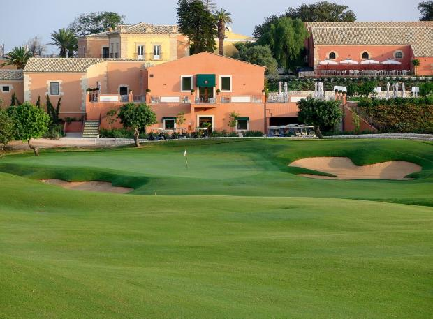 FIRST CLASS: The Donnafugata Golf Resort & Spa in Sicily.