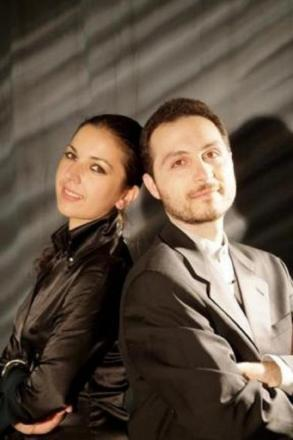 PIANO PERFORMANCE: Emanuela Friscioni and Antonio Pompa-Baldi will be performing at a Belbroughton church this month. SP