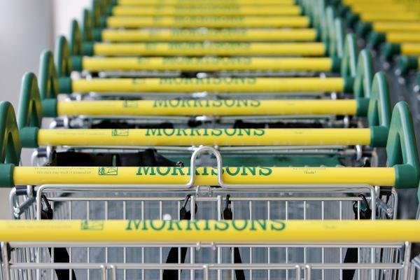 LOCKS REMOVED: Bromsgrove's Morrisons store has removed all trolley locks following requests from customers. SP