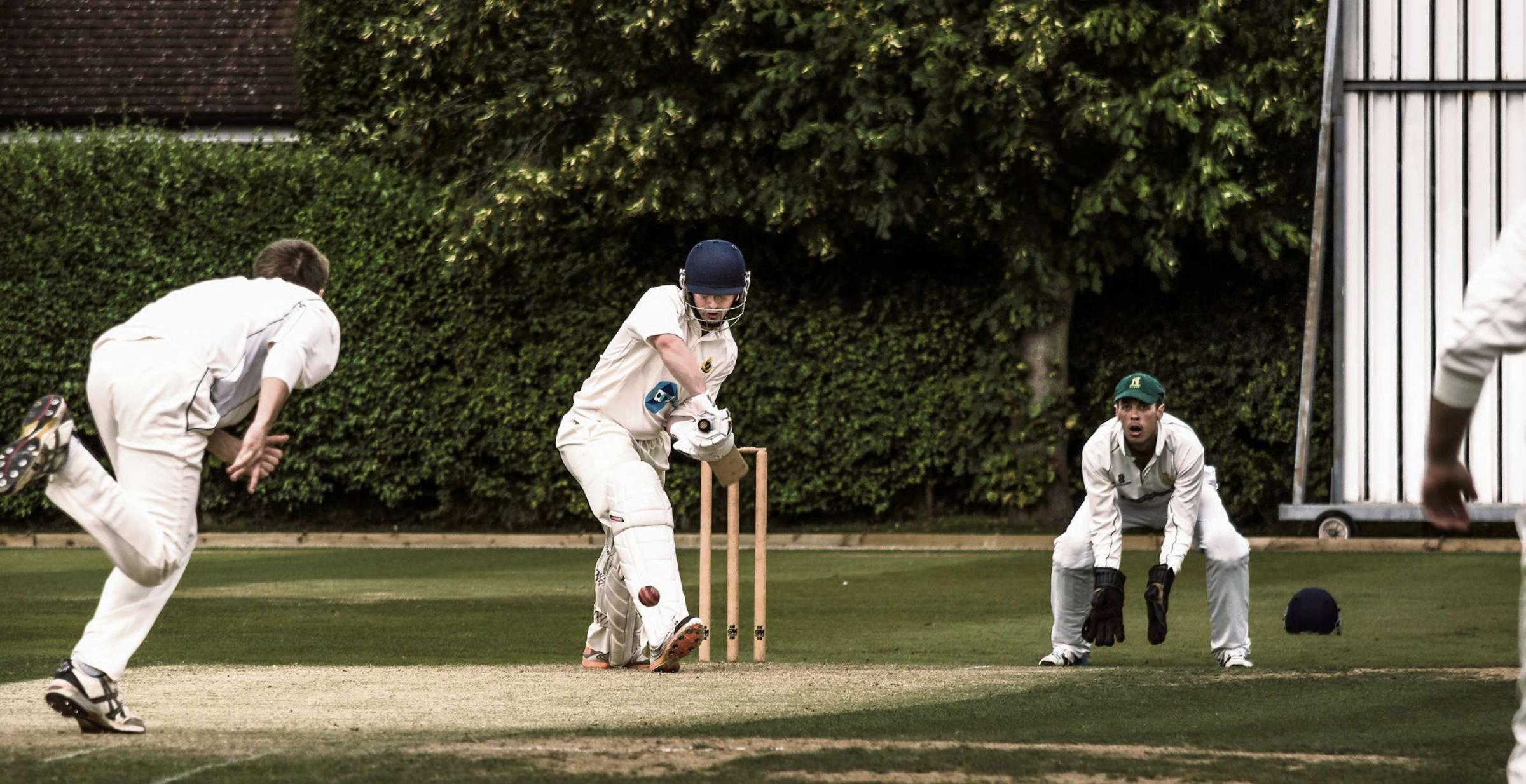 Nathan Newport in action for Barnt Green. Picture: IAN WALKER