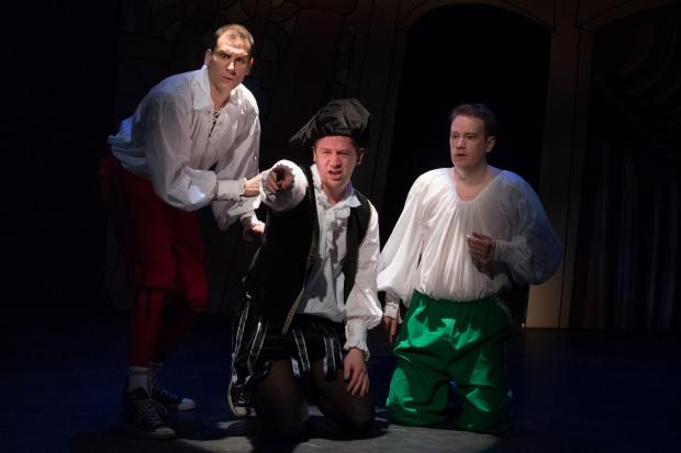 The Reduced Shakespeare Company will be bringing their ever popular production of The Complete Works of William Shakespeare (abridged) to the Artix.
