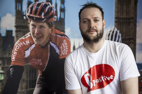 CYCLING CHALLENGE: Bromsgrove cancer survivor Jonjo Rooney is taking part in a 500 mile cycling challenge to Germany, where he will be meeting his bone marrow donor. SP