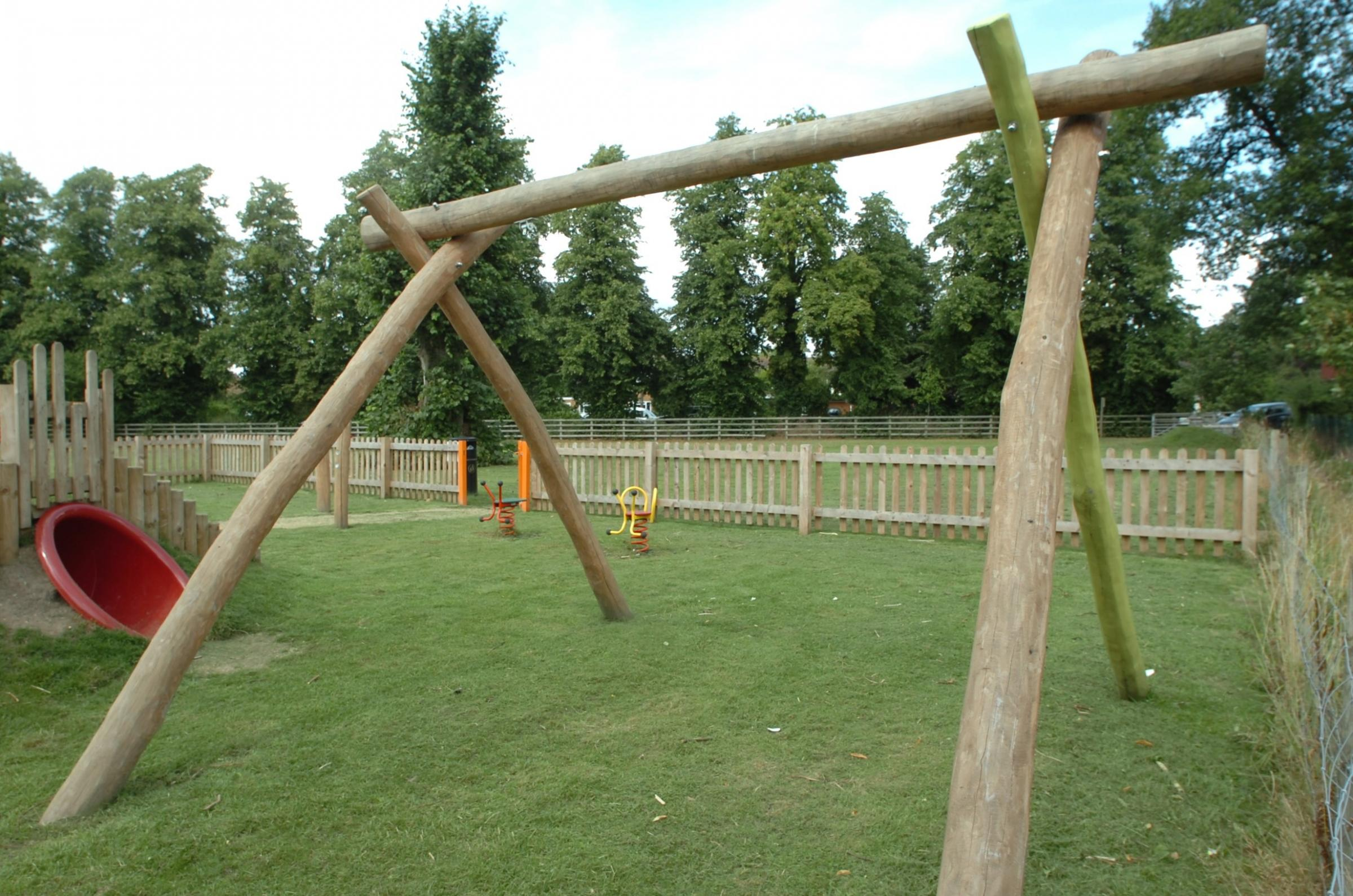 Bromsgrove playground closed after vandals left equipment unsafe to use