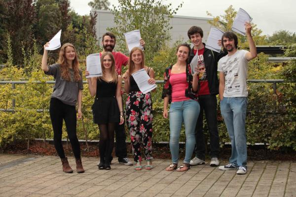 Students across Bromsgrove celebrate A-level results
