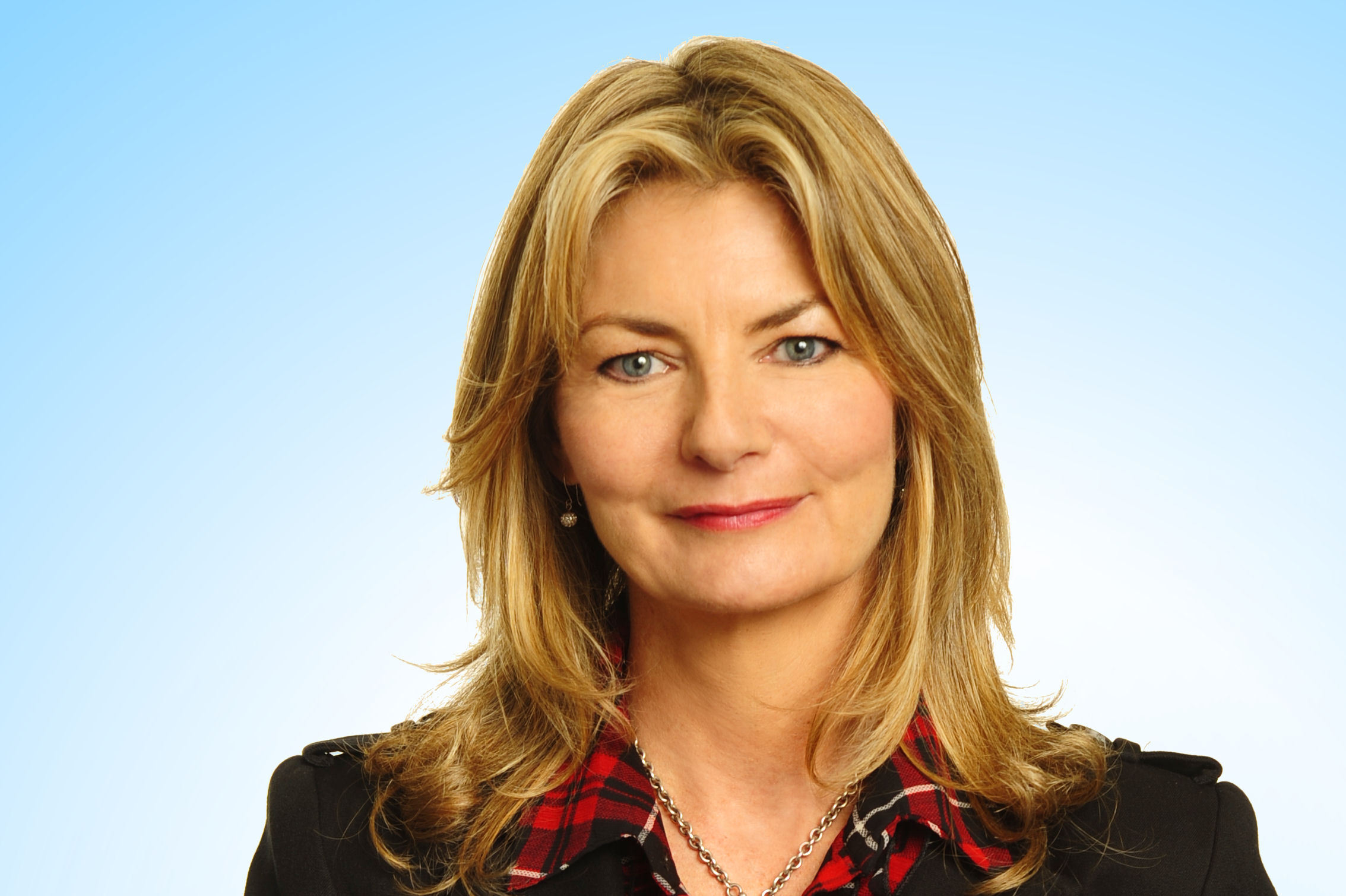 Comedian Jo Caulfield hits town next month with her brand new show Celebration of Anger.