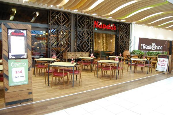 RUMOURS: Nandos opened a new restaurant in Redditch in April, but rumours of a Bromsgrove outlet have been quashed by the company. SP