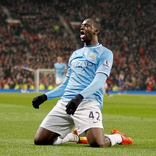 Yaya Toure was subjected to racist chanting at CSKA Mosc
