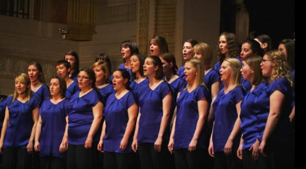 The Chanterelles Ladies' Choir are set to perform at Lickey Church.