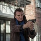 Bromsgrove Advertiser: Liam Neeson plays a recovering alcoholic in A Walk Among The Tombstones