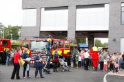 An open day was held at Bromsgrove Police and Fire Station. Buy picture, BCR401406, at bromsgroveadvertiser.co.uk/pictures.