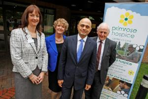 Bromsgrove MP guest speaker at business lunch