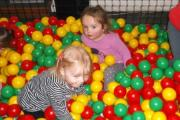 Youngsters enjoying the soft play area. SP (21983120)